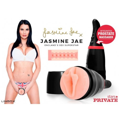 Masturbateur Jasmine Jae Vagin - Private